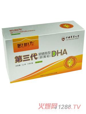 聪明龙卵磷脂型DHA30袋装