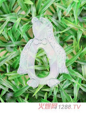 优路美企鹅硅胶牙胶火爆孕婴招商网