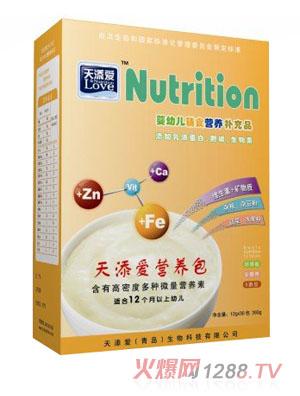 婴幼儿辅食营养包_天添爱营养包婴幼儿辅食营养补充品