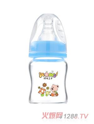 妈咪王子晶钻玻璃果汁瓶60ml