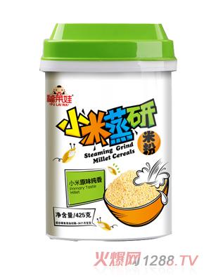 福莱娃原味纯香配方小米蒸研米粉