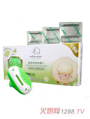 香港妈咪宝贝植物蚊香片