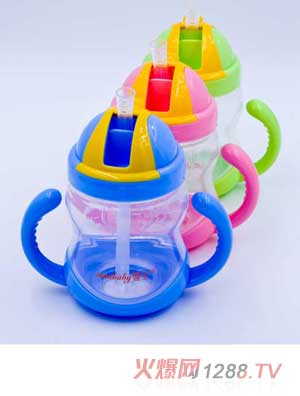 盟宝三款彩色水壶