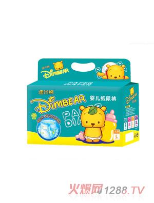 迪米熊纸尿裤大码