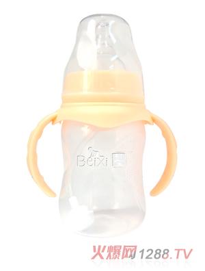 贝玺婴儿PPSU宽口奶瓶180ml