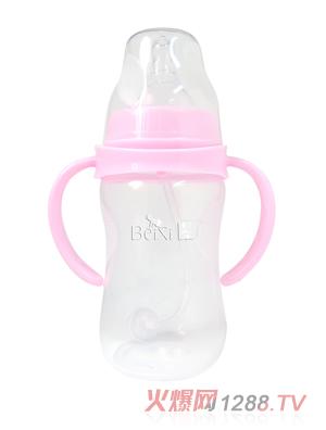 贝玺婴儿PPSU宽口奶瓶240ml