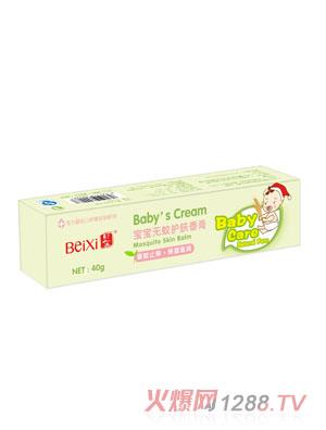 贝玺婴儿无蚊护肤香膏(40g)