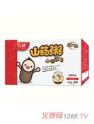 阿颖淮山小米莲子粥