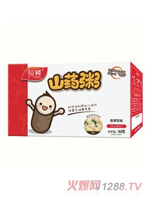 阿颖淮山营养粥