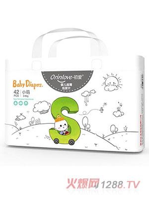 初爱婴儿超薄纸尿片S42片