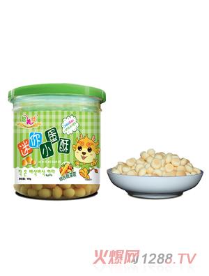 智美优迷你小蛋酥(综合蔬菜味)