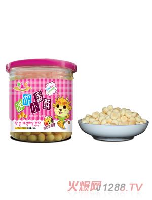 智美优迷你小蛋酥(综合水果味)