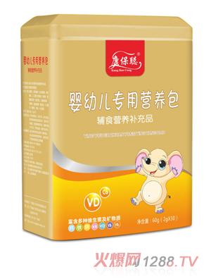 康保聪婴幼儿专用全营养包(高档铁盒)