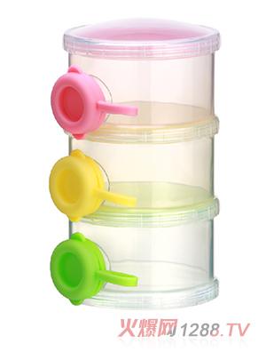 馨菲宝贝奶粉盒三层