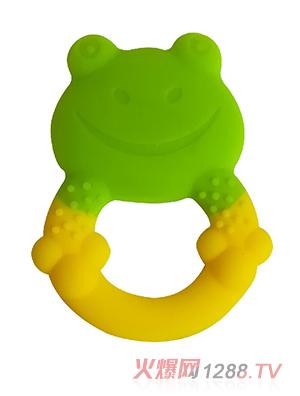 馨菲宝贝青蛙牙胶