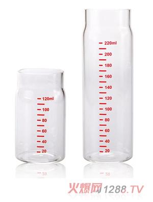 盟宝玻璃奶瓶