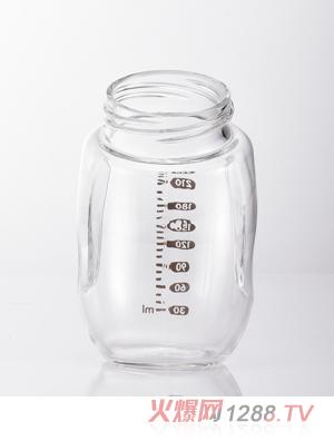 盟宝宽口PP奶瓶