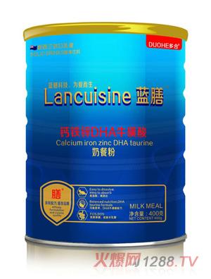 多合奶餐粉-钙铁锌DHA牛磺酸