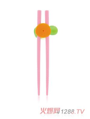 芭芘宝贝婴儿训练学习筷