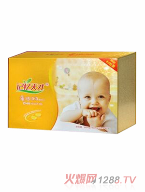 记忆天才DHA凝胶糖果-礼盒装