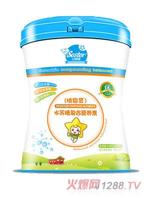小萌星水苏糖复合营养素