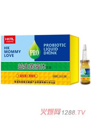 香港妈咪爱益生菌液体饮液