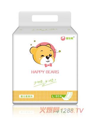 爱乐熊婴儿纸尿片L62