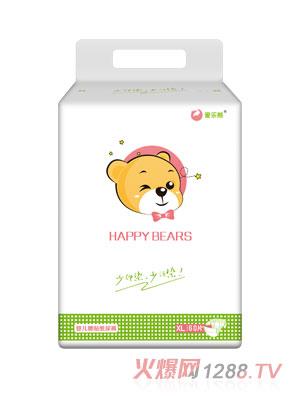 爱乐熊婴儿腰贴纸尿裤XL60