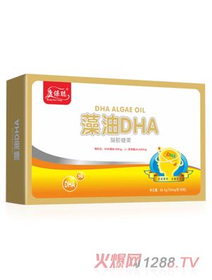 康保聪藻油DHA凝胶糖果90粒