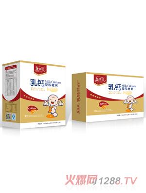 康保聪乳钙凝胶糖果