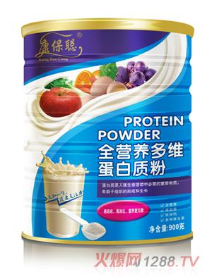 康保聪全营养多维蛋白质粉