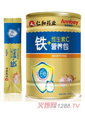 安亲安贝铁+维生素C营养包