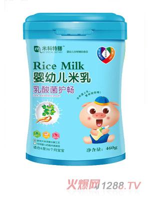 米科特膳婴幼儿米乳-乳酸菌护畅桶装