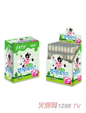 香当可口草原奶贝-Ca+