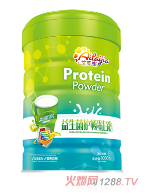 艾莱佳益生菌护畅蛋白粉