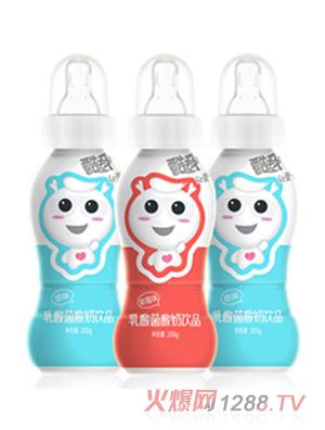酷我乳酸菌酸奶饮品2