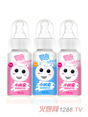 酷我乳酸菌酸奶饮品3