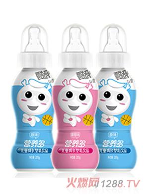 酷我儿童成长型乳饮品3