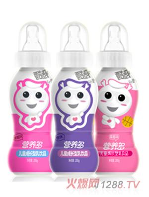 酷我儿童成长型乳饮品2