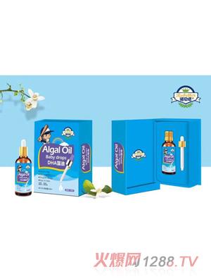 诺贝塔DHA蓝莓汁滴剂