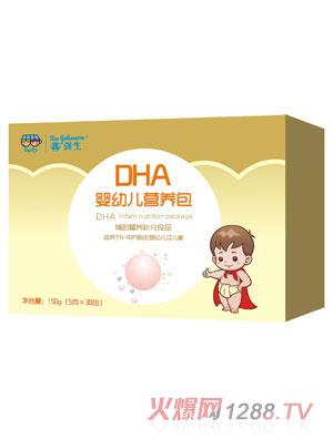 鑫强生DHA婴幼儿营养包(盒装)