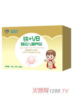 鑫强生铁+VB婴幼儿营养包(盒装)