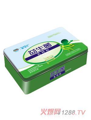 鑫强生益生菌乳钙粉(铁盒装)