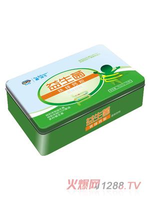 鑫强生益生菌铁锌钙粉(铁盒装)