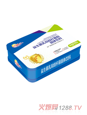 艾莱佳益生菌乳双歧杆菌粉