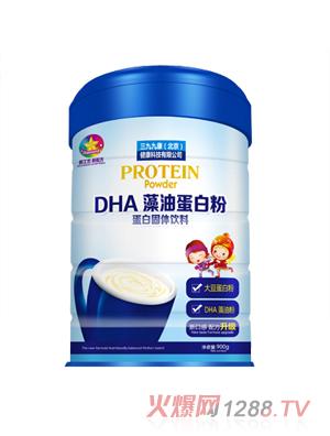 聪聪贝贝DHA藻油蛋白粉