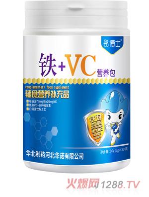 彤博士铁+VC营养包