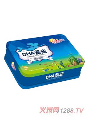 艾莱佳DHA藻油凝胶糖果