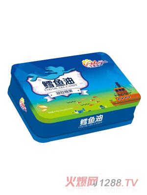 艾莱佳鳕鱼油凝胶糖果