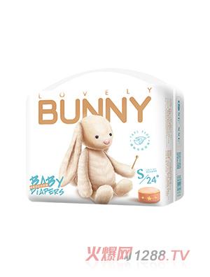 邦尼兔绵柔安抚纸尿裤S24